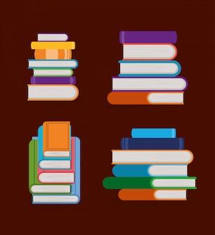 Groep boeken