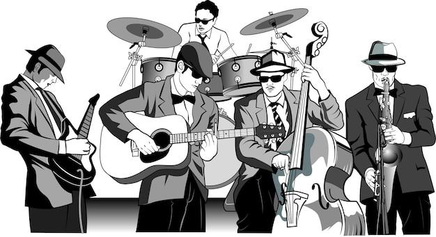 Groep jazz