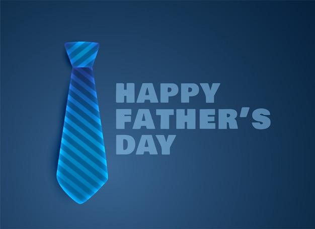 Groet voor gelukkige vadersdag
