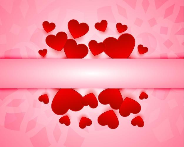 Groet voor valentijnsdag