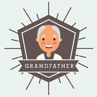 Grootouders dag mensen