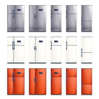 Grote koelkast set