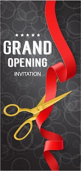 Grote opening banner