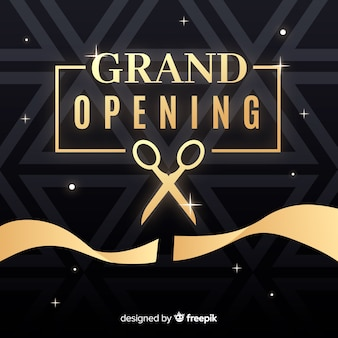Grote opening