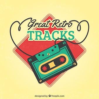 Grote retro tracks