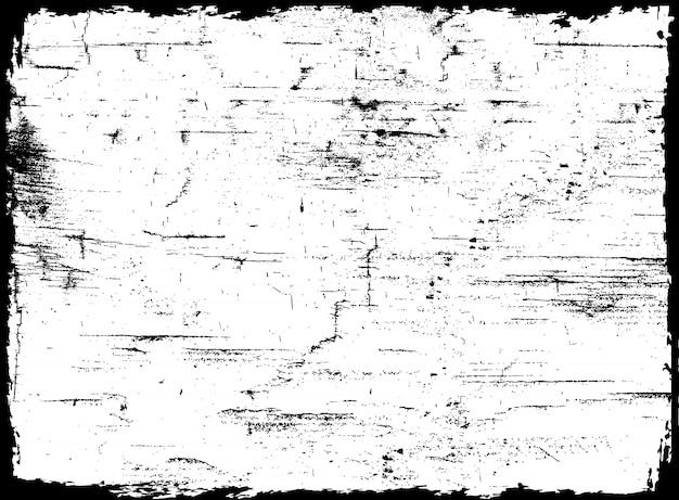 Grunge frame met textuur