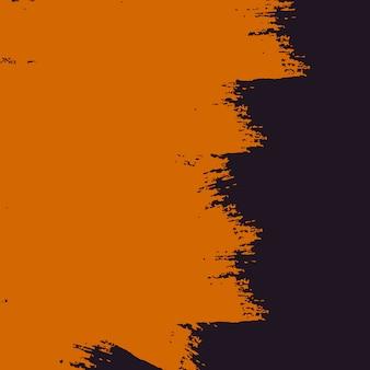 Grunge penseelstreek achtergrond