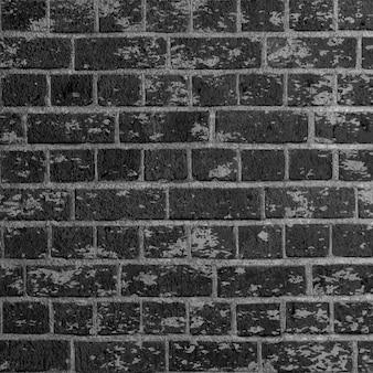 Grunge stijl achtergrond met bakstenen muur textuur