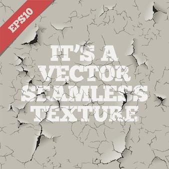 Grunge vector naadloze textuur