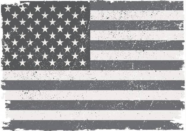 Grunge vs vlag