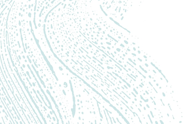 Grungetextuur. nood blauw ruw spoor. charmante achtergrond. lawaai vuile grunge textuur. interessant artistiek oppervlak. vector illustratie.
