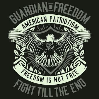 Guardian of freedom