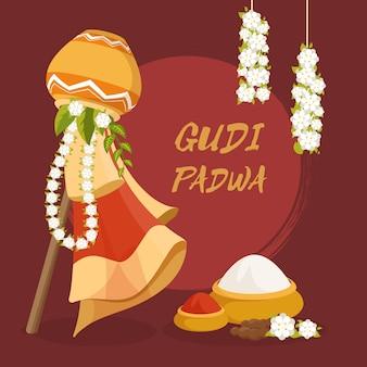Gudi padwa banner
