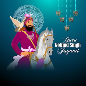 Guru gobind singh jayanti sikh dasam guru celebratrion