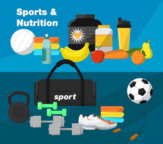 Gym- en fitnessapparatuur
