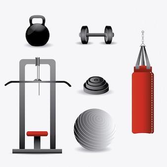 Gym-ontwerp.