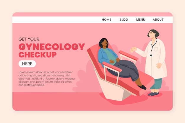 Gynaecologiecontrole - bestemmingspagina