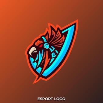 Haan pictogram esport logo