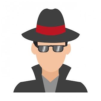 Hacker dief avatar