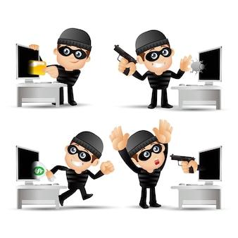 Hacker en dief