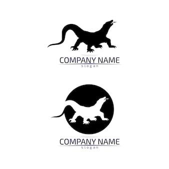 Hagedisvector, ontwerp, dier en reptiel, gekkoontwerp