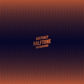 Halftone achtergrond