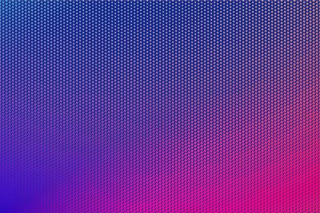 Halftone kleurverloop. abstract patroon behang als achtergrond