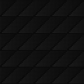 Halftone naadloze patroon technologie achtergrond