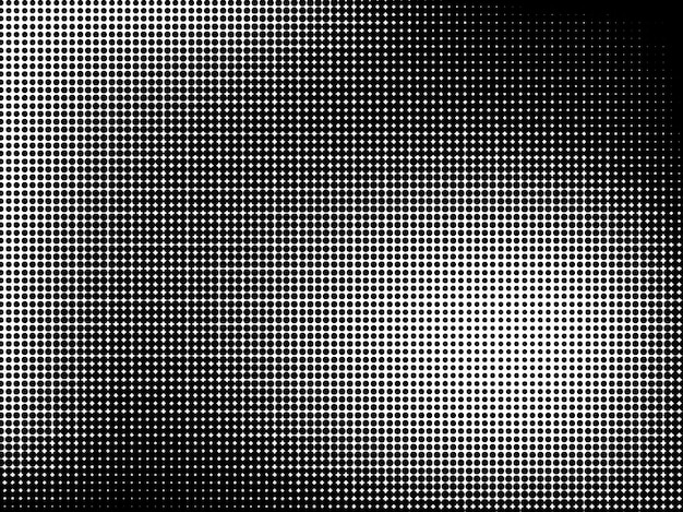 Halftone puntjes patroon achtergrond