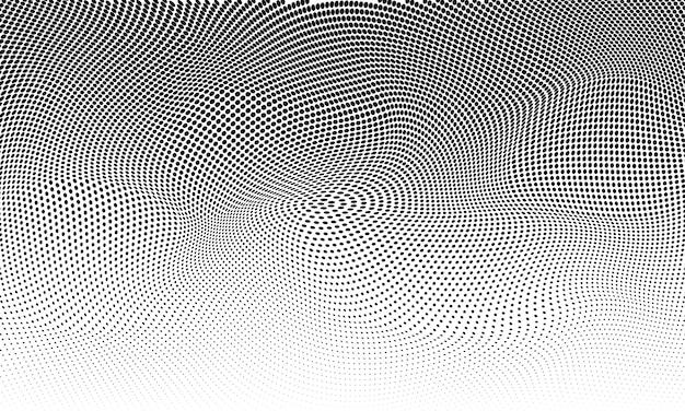 Halftone textuur. halftoonpatroon. abstracte achtergrond.