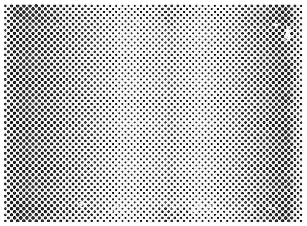 Halftoon patroon achtergrond