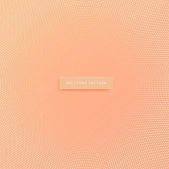 Halftoonpatroon, abstracte achtergrond