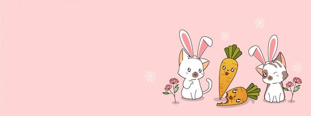 Hallo lente dag illustratie