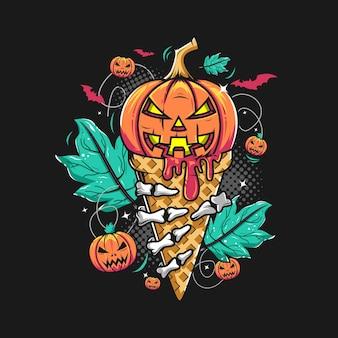 Halloween afbeelding ontwerp