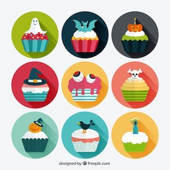 Halloween eng muffins