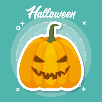 Halloween feest