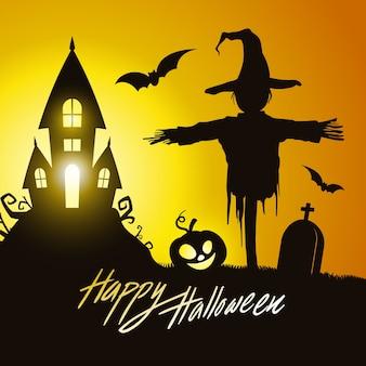 Halloween-groeten