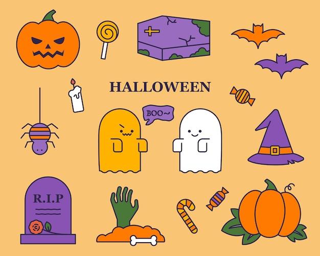 Halloween-kaart