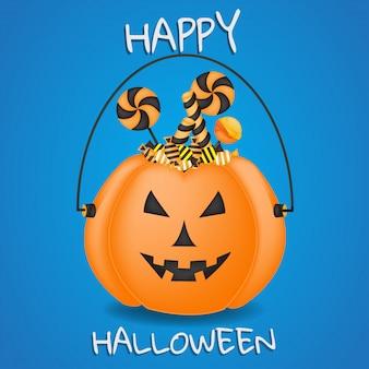 Halloween karakter illustratie