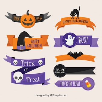 Halloween linten