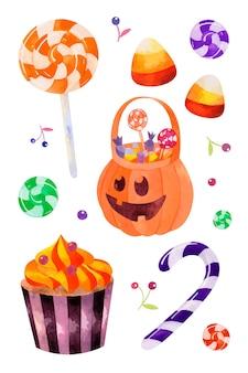 Halloween-snoepjes