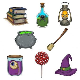 Halloween spullen