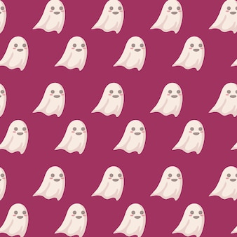 Halloween-vieringspatroon