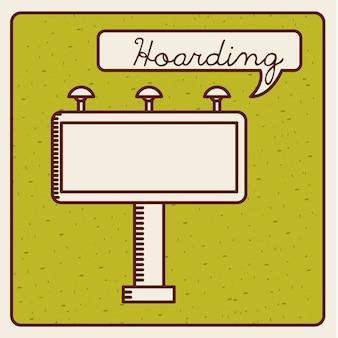 Hamsteren pictogram ontwerp, vector illustratie eps10 afbeelding