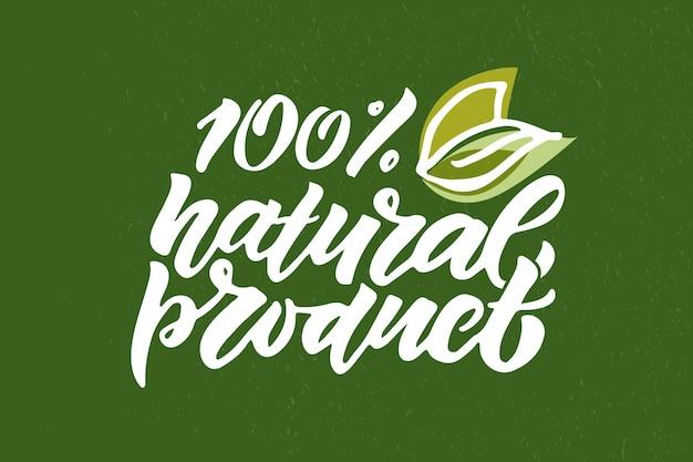 Hand getekende badges en labels met vegetarische veganistische rauwe eco bio natuurlijke verse gluten eps10