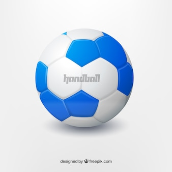 Handbal ontwerp
