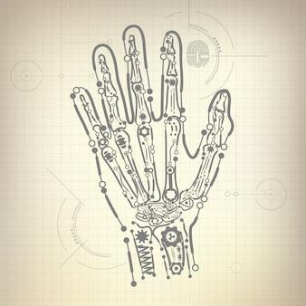 Handbeenderen