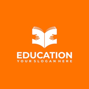 Handboek, logo voor onderwijs