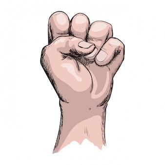 Handen gebaar