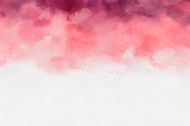 Handgeschilderde abstracte achtergrond